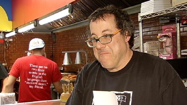 "Doug Sohn on Final Hot Doug's Customer: ""It's Me"""