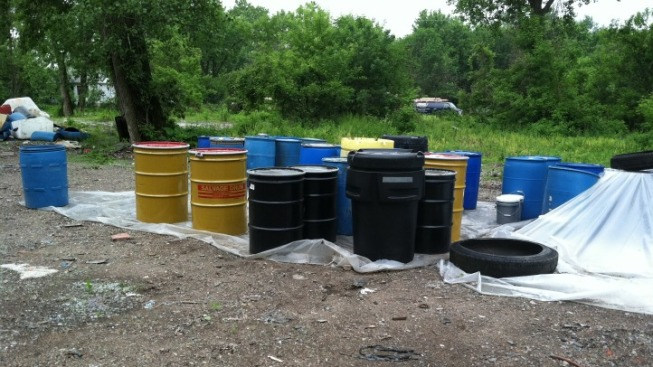Illegal Markham Dump Cleaned up by EPA