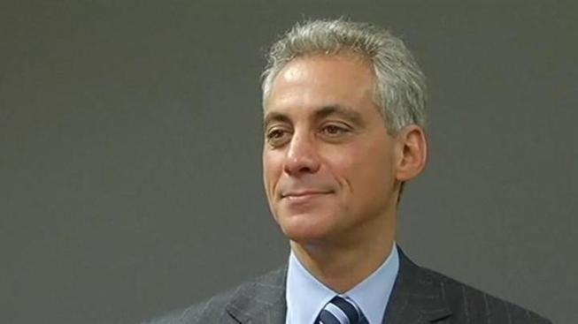 Rahm Gets the GQ Treatment