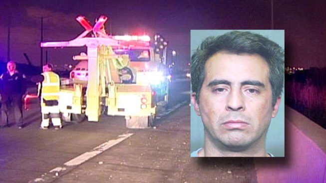 Man Charged With DUI in I-55 Hit-And-Run