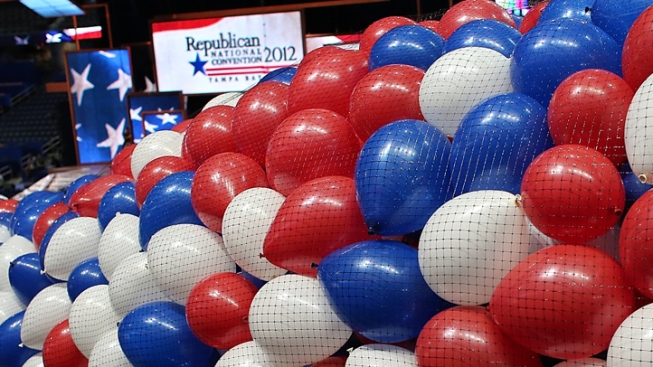 Balloons Again Fail to Bounce Democrats' Way