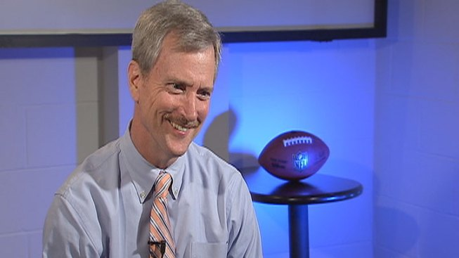 Bears Chairman George McCaskey Pushed by Saints Fan