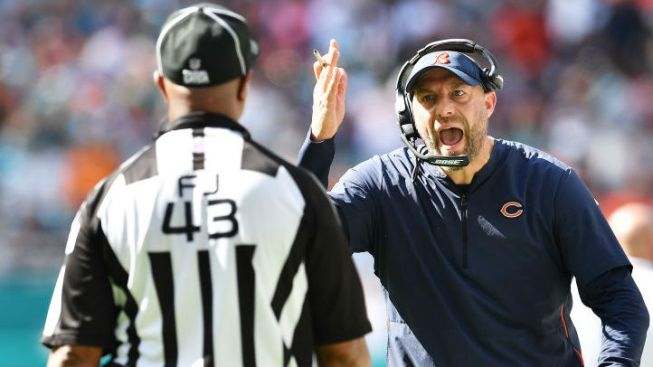 Chicago Bears Fall to Miami Dolphins in Overtime