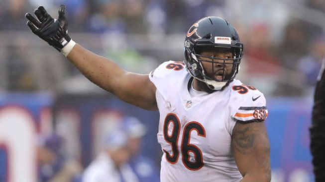 Bears vs. 49ers: Akiem Hicks Misses Practice Due to Illness