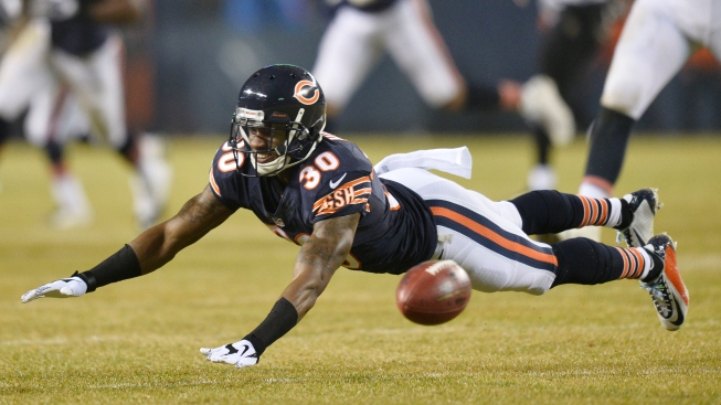 Bears Announce Two-Year Contract Extension for Demontre Hurst
