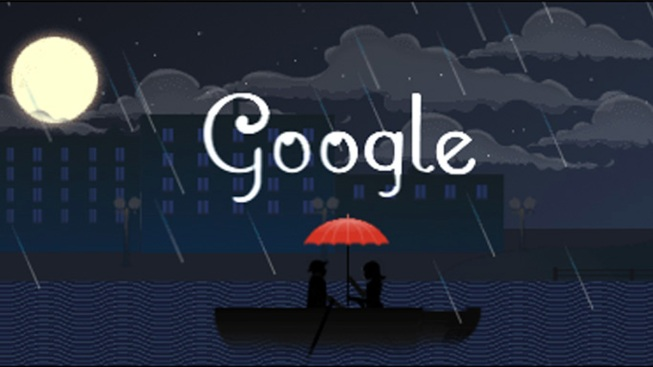 Google Doodle Celebrates Claude Debussy's Birthday