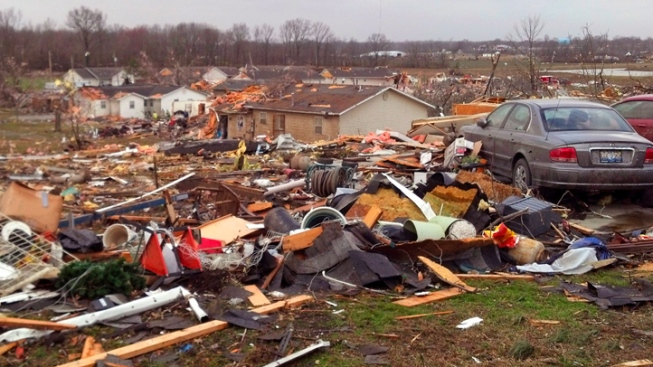 Harrisburg Tornado's Death Toll Rises to 8