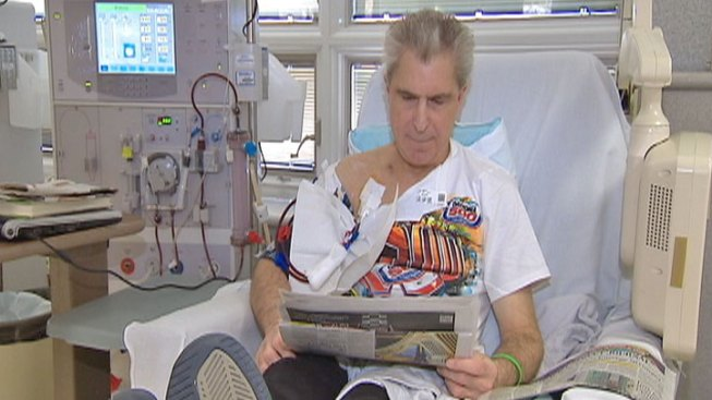 Patients Search for Living Kidney Donors