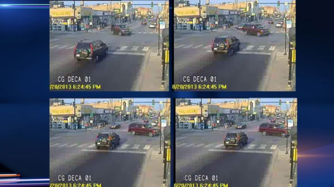 Surveillance Pictures Released From Fatal Hit-And-Run Crash