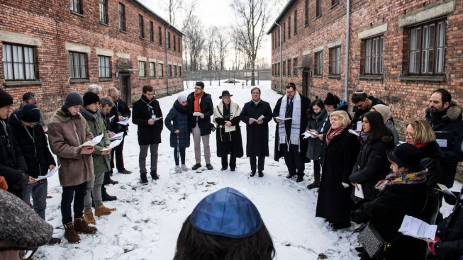 Auschwitz Survivors Pay Homage as World Remembers Holocaust