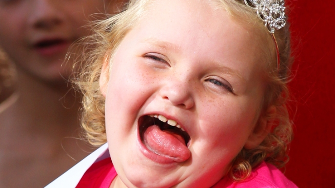 """Honey Boo Boo"" Star Arrested in Georgia"