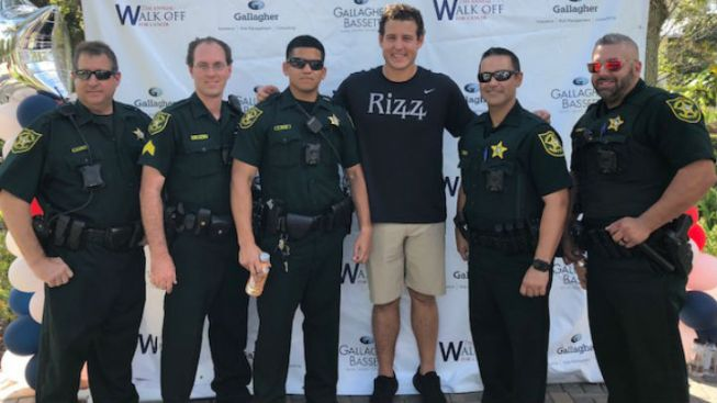 Anthony Rizzo Family Foundation Raises Over $1 Million With Walk