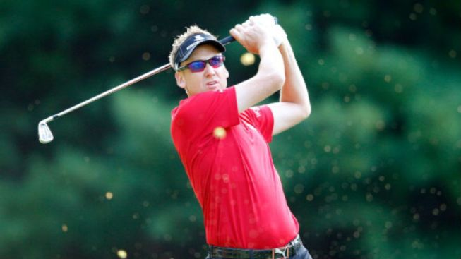 Ian Poulter: Ryder Cup Team Europe