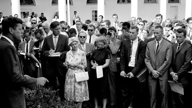 The Peace Corps, a Kennedy Afterthought, is Among His Most Lasting Triumphs