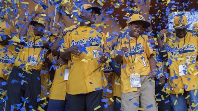 Obama Summons Jackie Robinson West Little League Champs to Washington