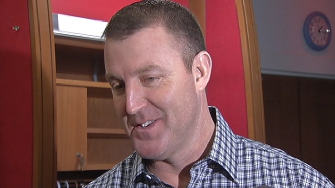 Thome Joins White Sox Front Office