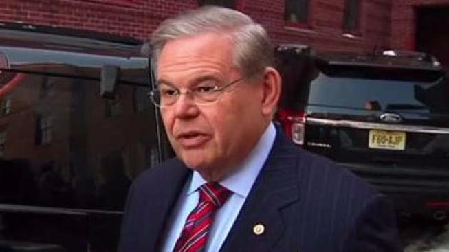Prosecutors say they will retry New Jersey Senator Bob Menendez