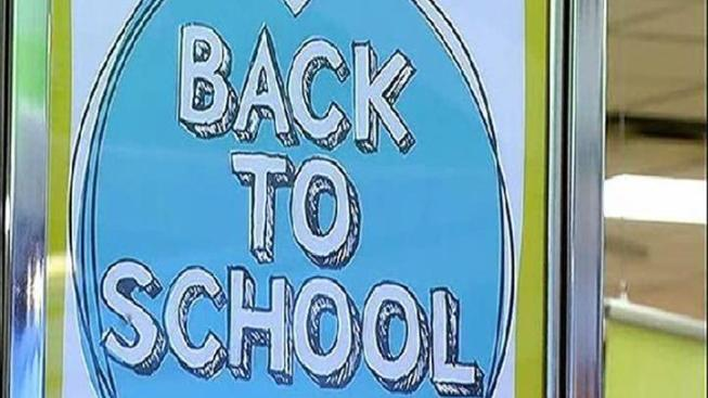 NBC 5 Back to School Drive