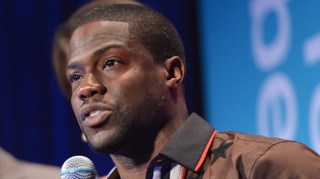 Comedian Kevin Hart Arrested for DUI