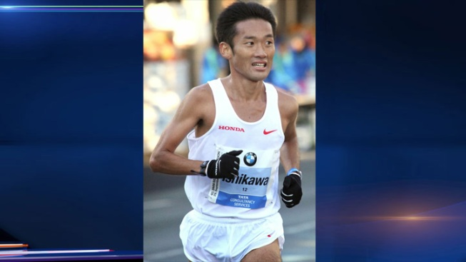 2014 Elite Male Runners: Koji Kobayashi