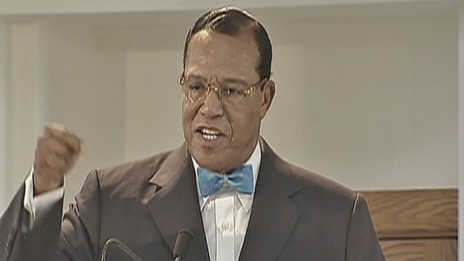 "Farrakhan Condemns Khaddafy ""Assassination"""