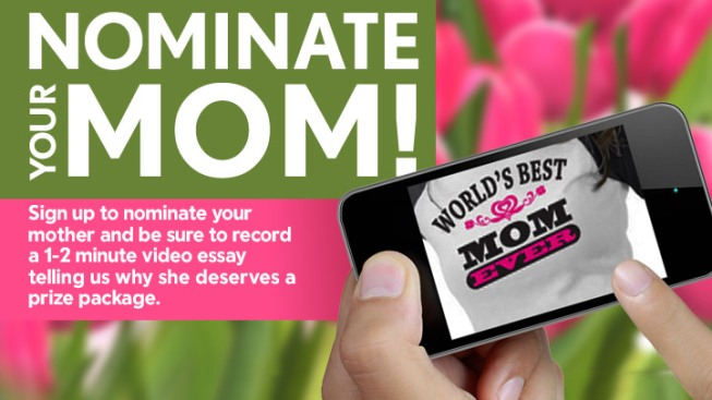 Mother's Day Makeover Contest