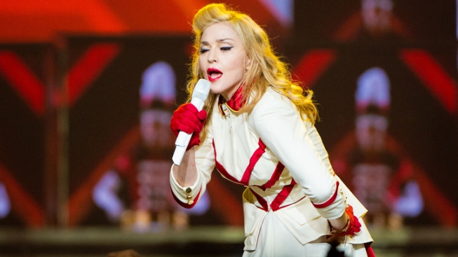 "Madonna Dedicates Song to ""Malala,"" the Pakistani Teen Shot by Taliban Gunmen"