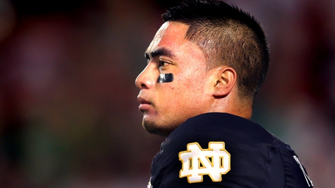 With Te'o Silent, Questions about Hoax Mount
