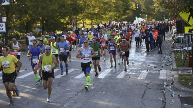 5 Things to Know about the 2014 Chicago Marathon