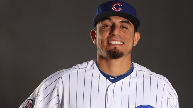Garza Leads Cubs Past Reds