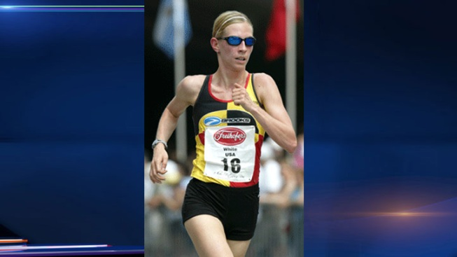 2014 Elite Female Runners: Melissa White