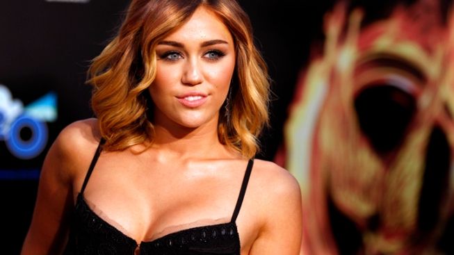 Miley Cyrus' Birthday Present From PETA: A Pig Named Nora