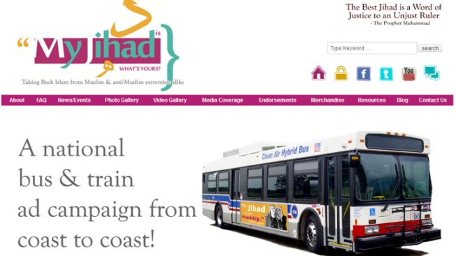 """MyJihad"" Ads Land on CTA Buses"