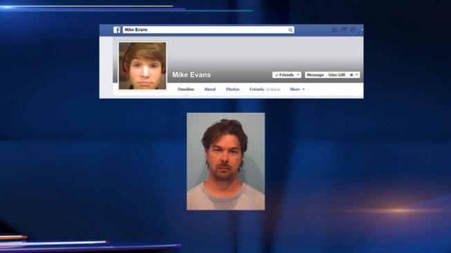 Police: Sex Offender Set Up Fake Teen Facebook Page