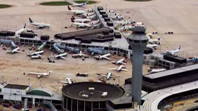 Plane Diverted To O'Hare For Mechanical Issue