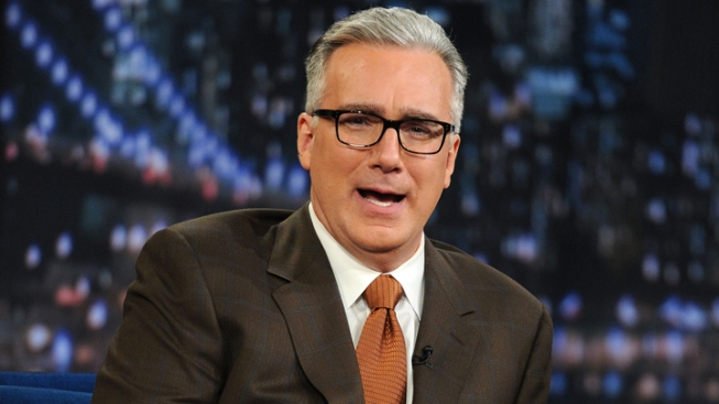 Olbermann Sues Current TV Over Firing