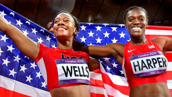 Lolo Loses Shot at Redemption, 2008 Champ Harper Wins Silver