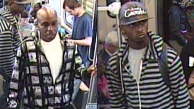 Police Release Enhanced Photos of Orange Line Robbery Suspects