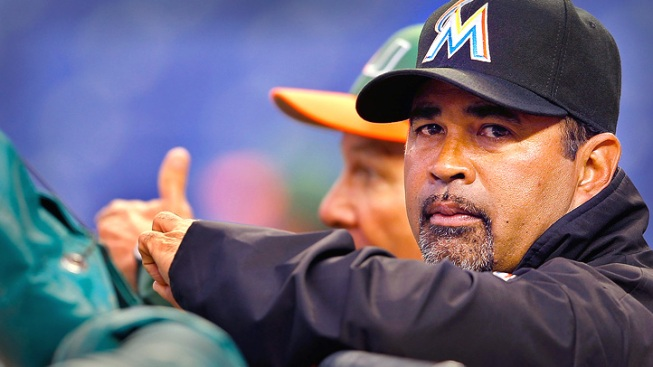 Miami Marlins Dismiss Manager Ozzie Guillen