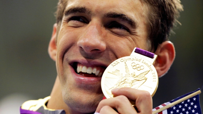 Golden! Michael Phelps Makes Olympic History with 19th Medal