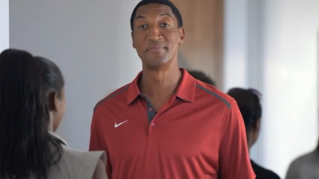 Pippen Claims He Was Greatest Bull of All Time -- Sort Of