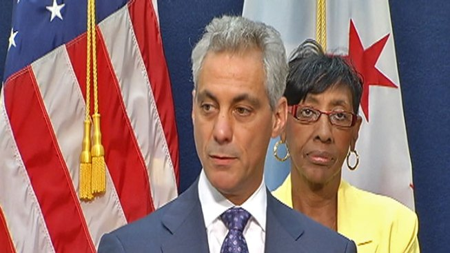 Money Managers Funded Emanuel's Inaugural
