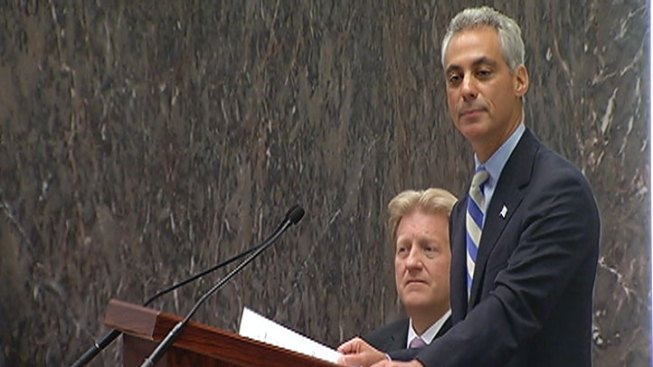 Emanuel Takes a Hit on School Days