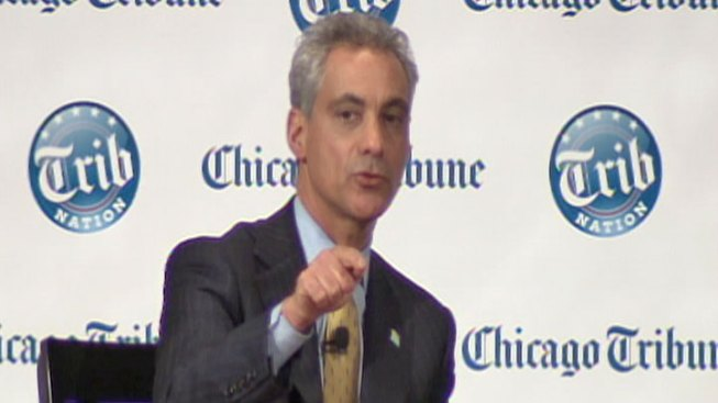 Unapologetic, Impatient Emanuel Stresses Reform