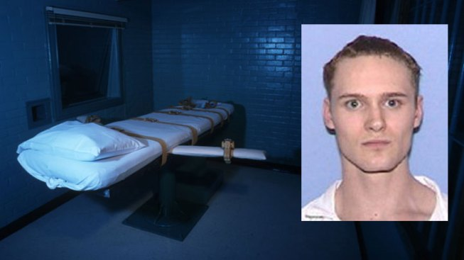 "Texas Inmate Shouts ""Wow"" During Execution"
