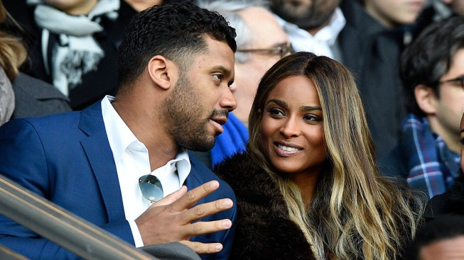 'We Are The Wilsons': Singer Ciara, NFL Player Russell Wilson Tie the Knot