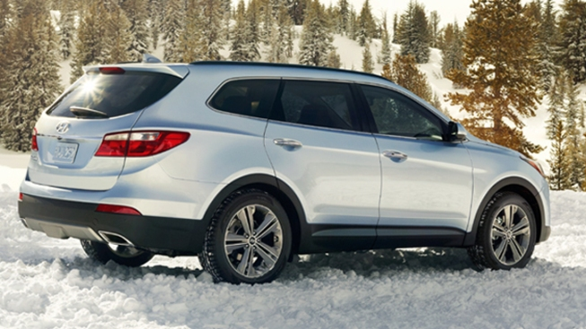 Introducing the 2014 Hyundai Santa Fe