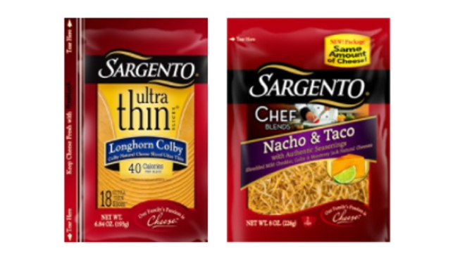 Sargento Recalls Colby Cheeses Due to Listeria Concerns