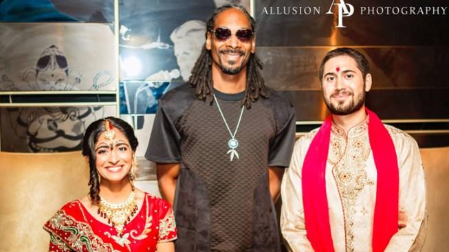 Snoop Dogg Wedding