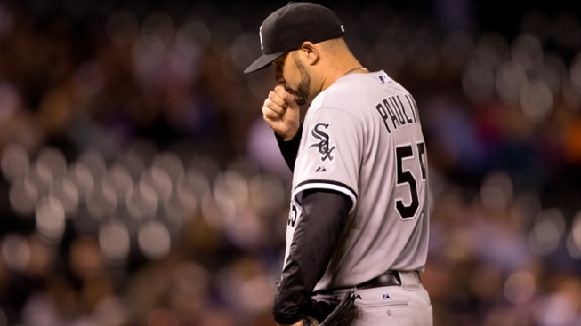 Rockies Top White Sox 8-1